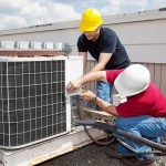 HVAC services woodbridge va
