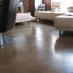 Applications of Concrete Floors