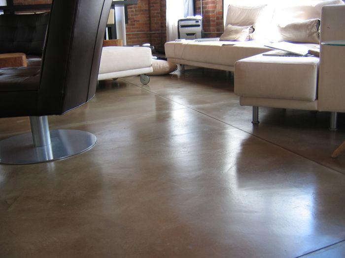 Applications of Concrete Floors