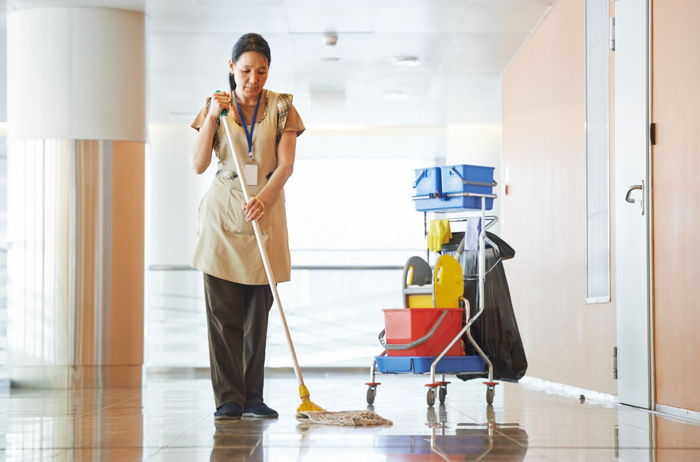 What to Expect From a Commercial Cleaning Service!