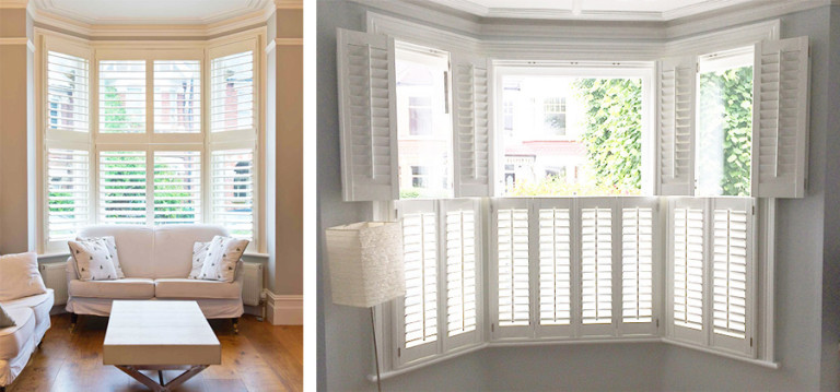 Bring the Beach Home with Window Shutters