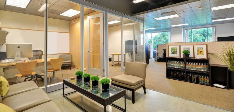 Renting Shared Office Space