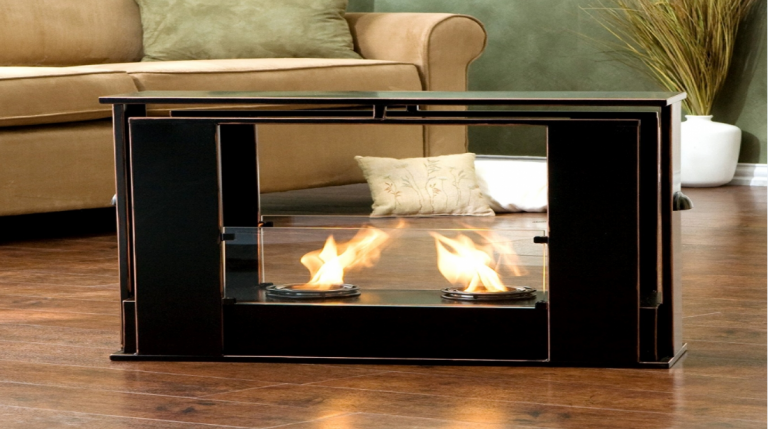 Some Important Bumf About Freestanding Fireplaces