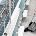 commercial floor sweeper