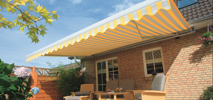 folding arm awning Central Coast