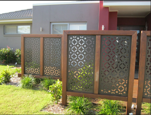 Ideas To Install Modern Privacy Screens Anywhere