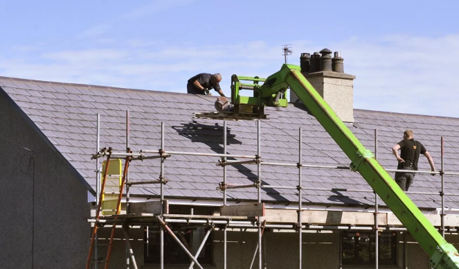 Re-Roofing Services – Protection For You Building