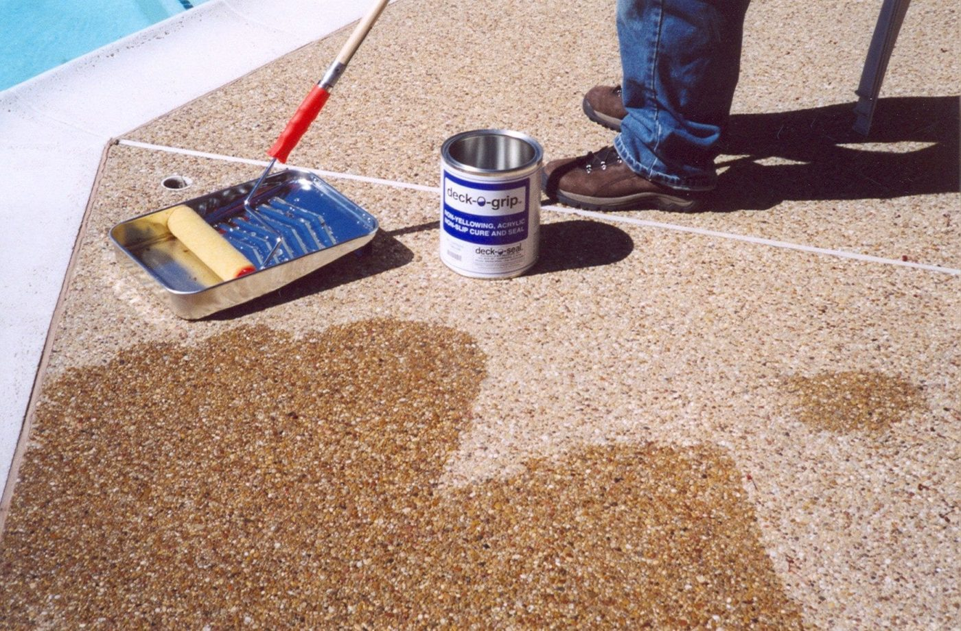 What Are The Reasons To Use The Concrete Sealer?