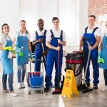 Can You Get Benefits from a Cleaning Service Provider?