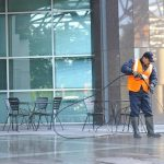 commercial pressure cleaning
