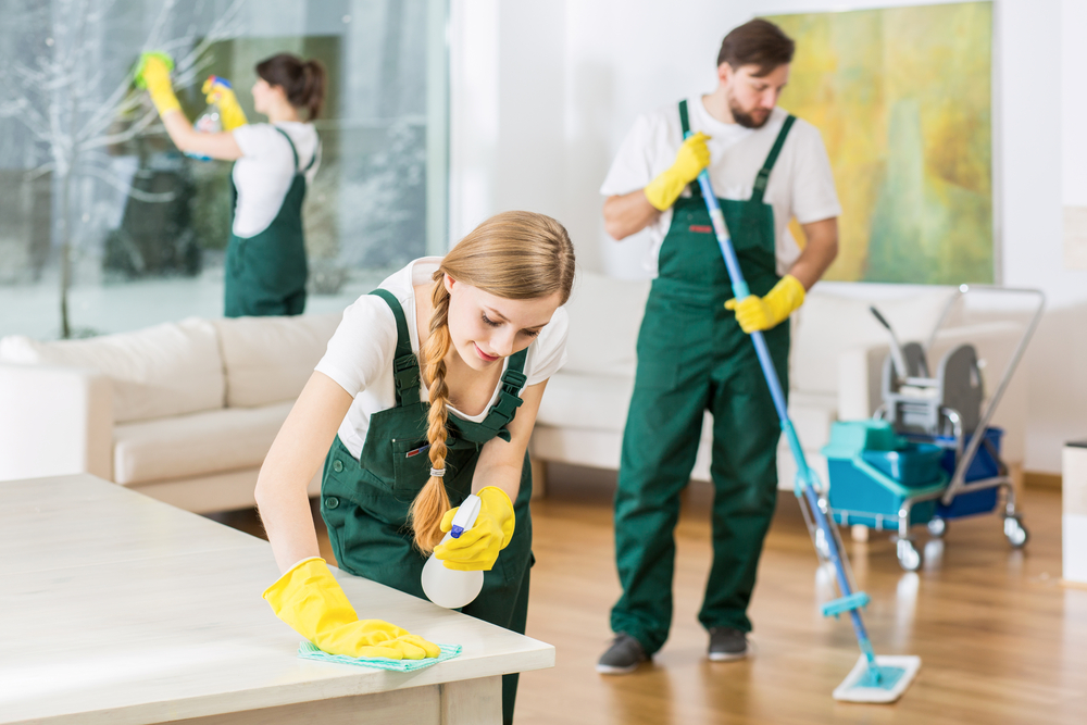 Commercial Cleaning Richmond – Proficient Services For Small Business Owners