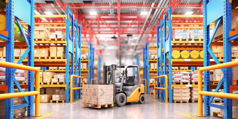 building supplies warehouse