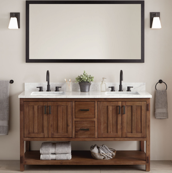 Where you can use vanities Gold coast