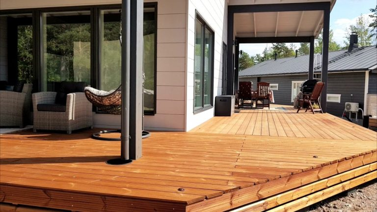 Composite Decking – Best Material To Beautify Your Home Or Office Building