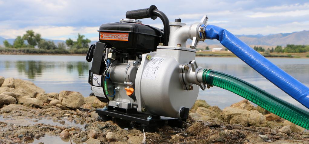 A Range Of Various Water Pumps Is Available To Choose From In Gold Coast