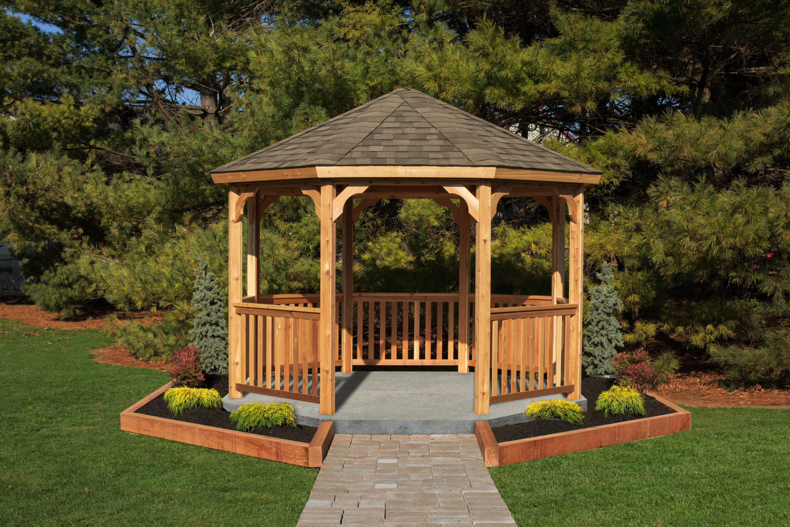 How to Select a Top Quality Gazebo Easily