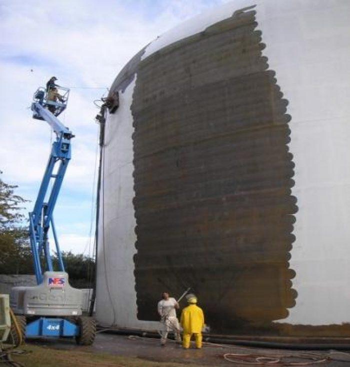 Storage Tank Painting