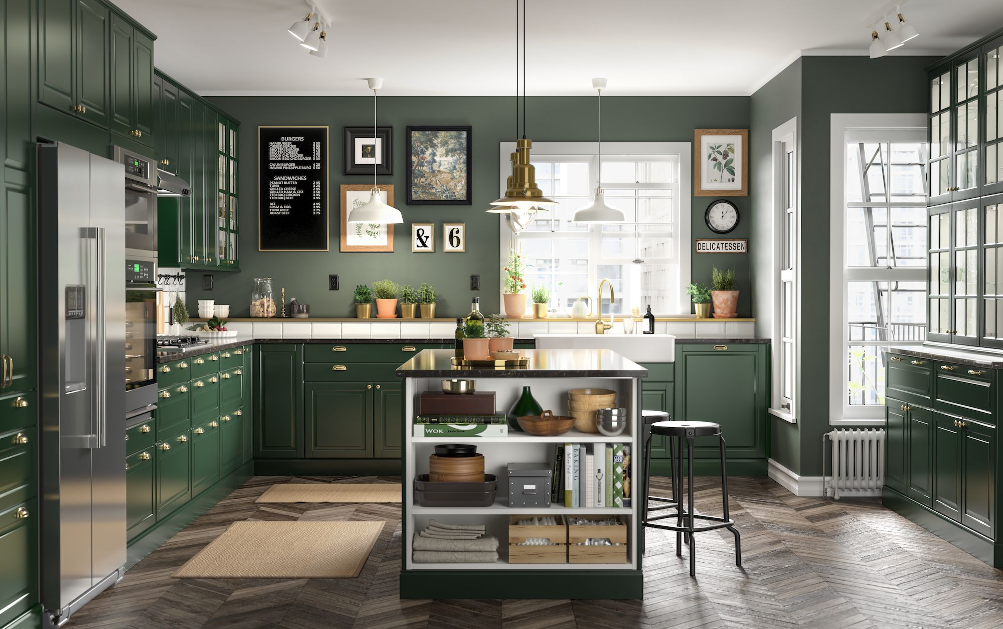 Points That Will Help You To Shortlist The Kitchen Design-build Services