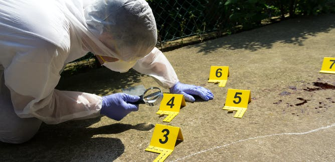 crime scene cleaners