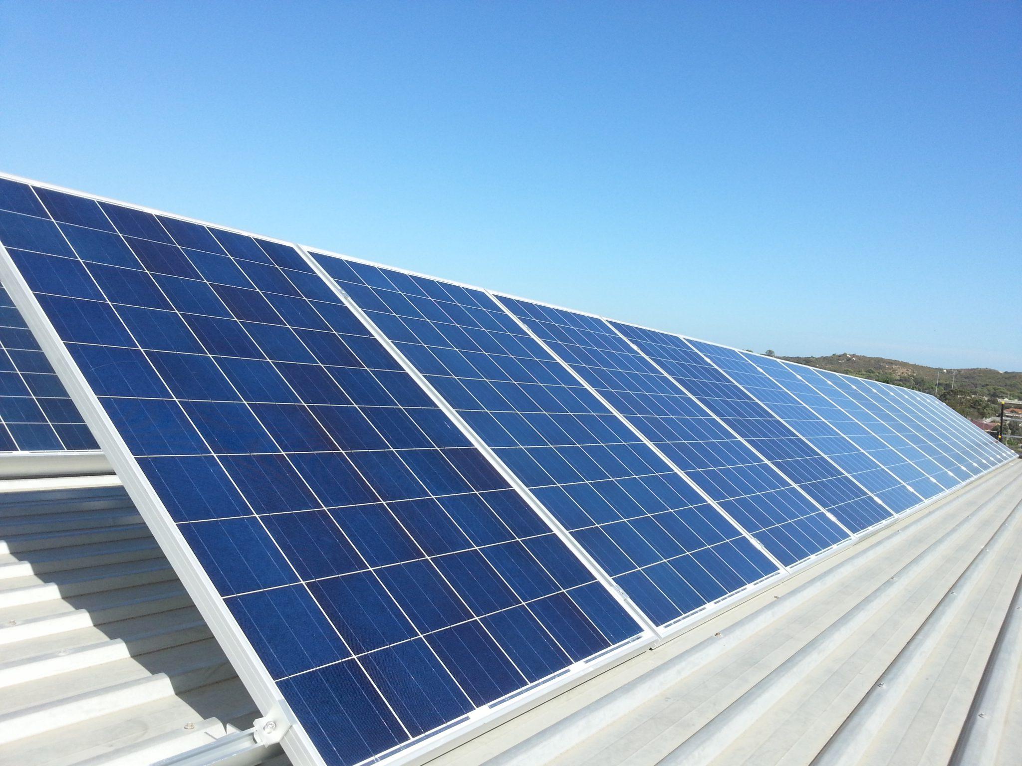 commercial solar Perth