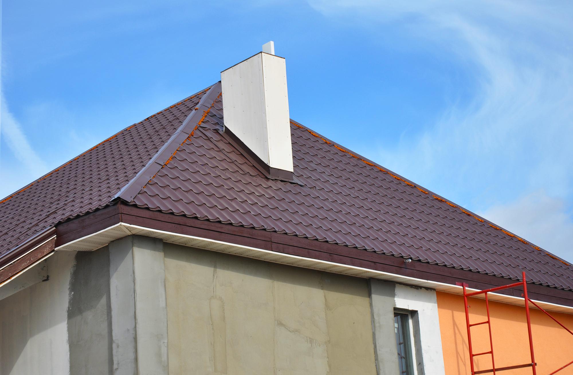 New Metal Roofing