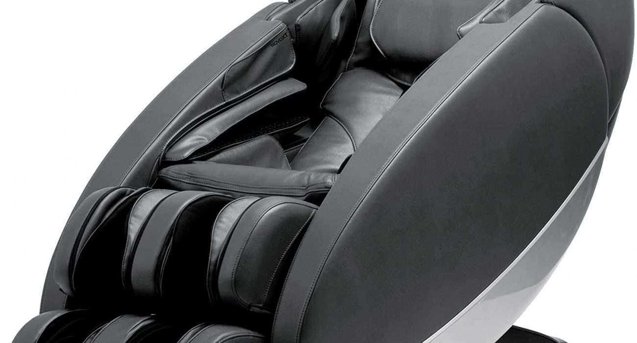 Use a Novo-xt2 Massage Chair to Minimize Tension