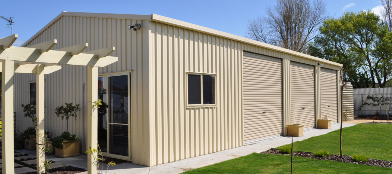 Various Used Of Sheds That One Can Get From Custom Shed Builders