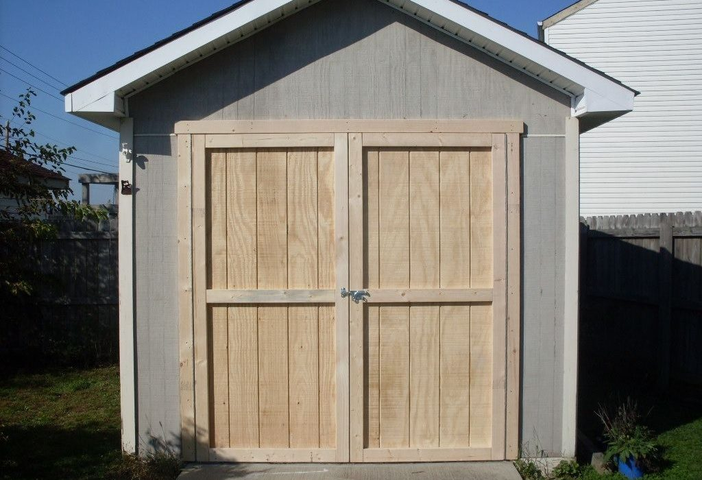 Buying Buying Guide Of Shed Doors