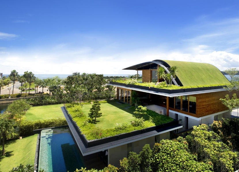 Some Benefits of a Top Green Roofing Australia
