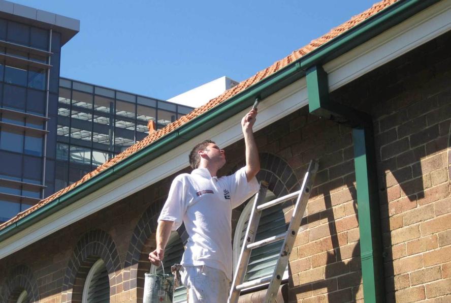 Roof Painter Sydney