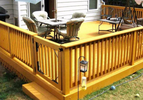 Explanations to Have a Deck Design Toronto