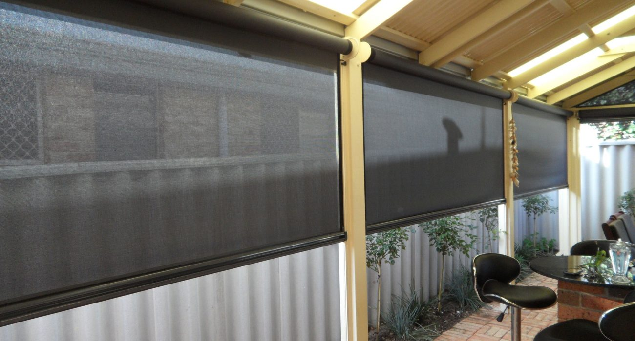 Various Choices For Outdoor Blinds