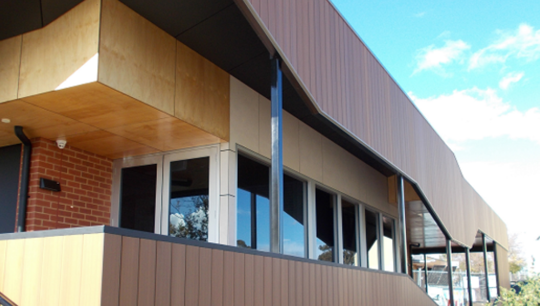 Choices Of Wood Look Cladding