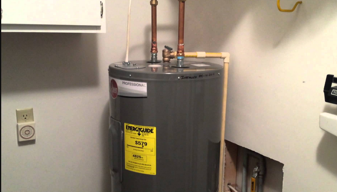 hot water repairs Sydney