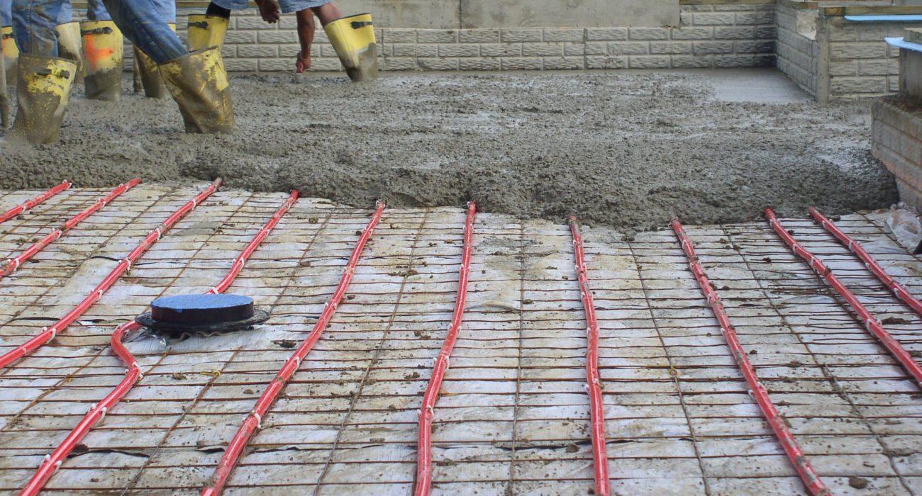 Energy Saving Hydronic Heating Insulation