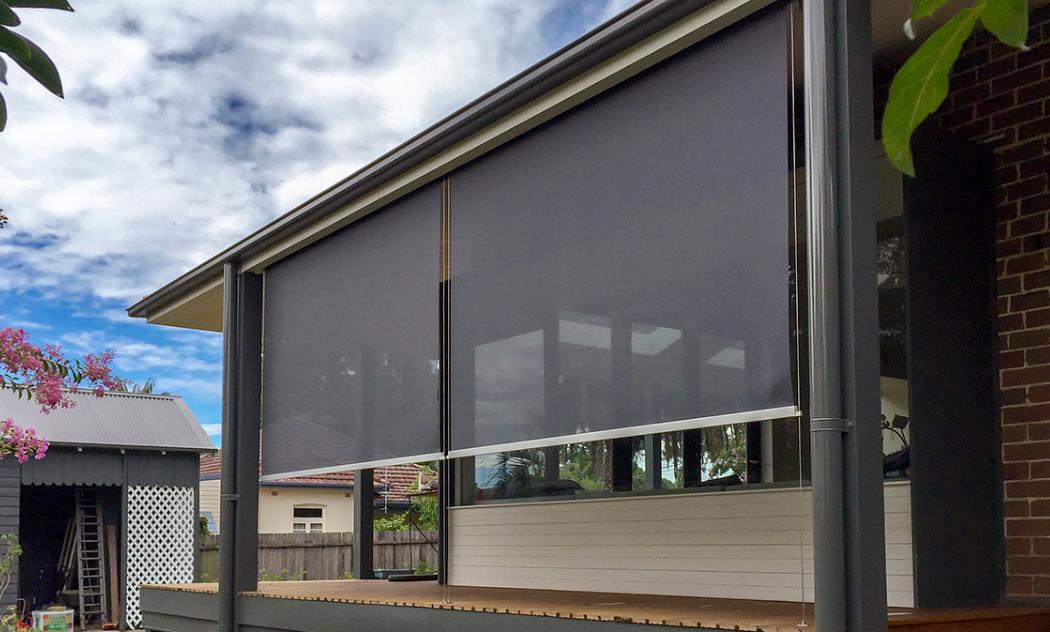 outdoor blinds Australia
