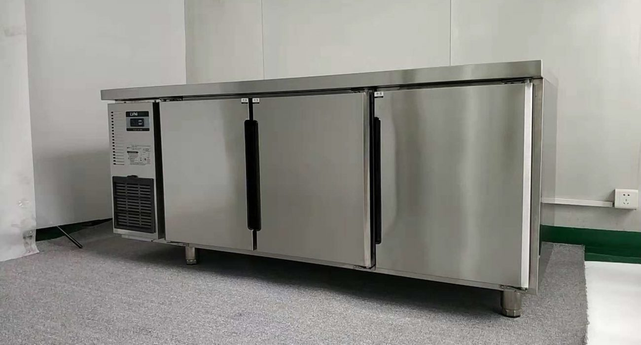 A Well Maintained Commercial Refrigerator Works Great