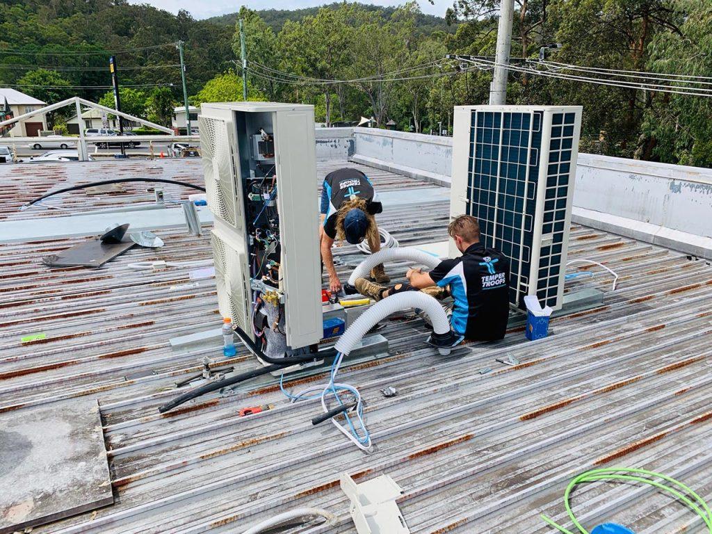 air conditioning installation Sunshine Coast