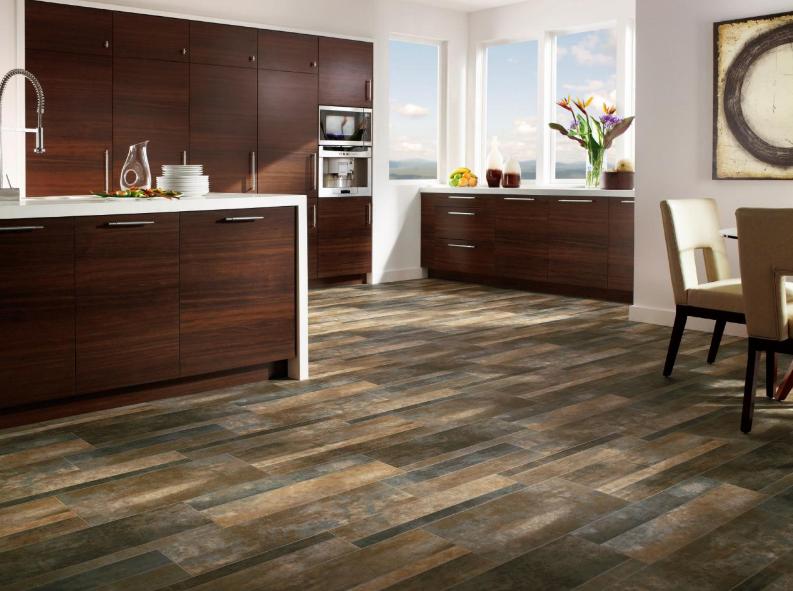 Wood Effect Vinyl Flooring – Choosing Between Tile Effect And Wood Effect