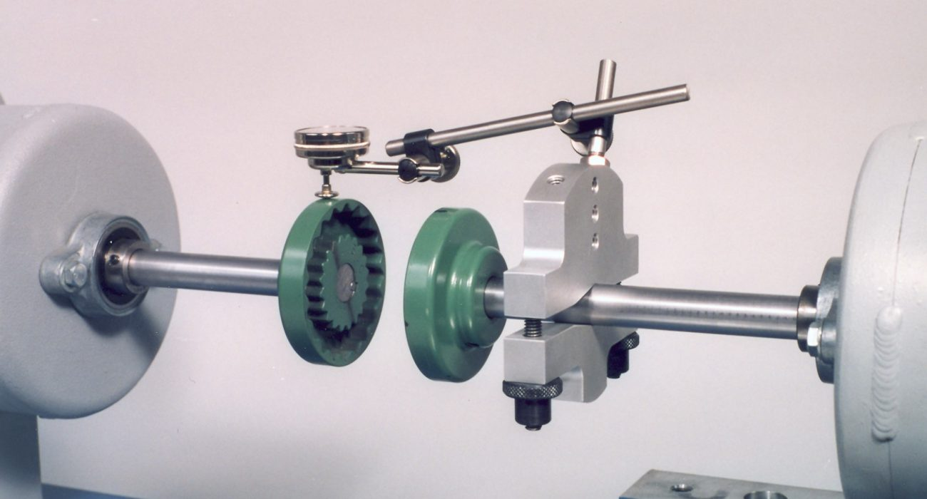 Correcting Misalignments with Laser Shaft Alignment Kit