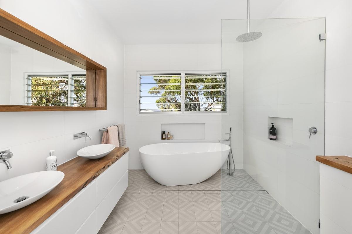 Bathroom renovation Byron Bay